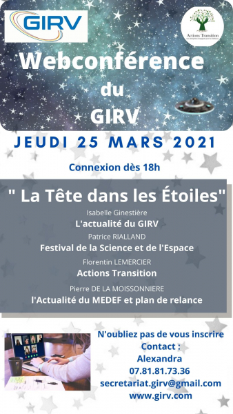 soirée de rentrée du GIRV - Campus de l'Espace